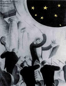 Carlos V Dibujo Calsina grande copia
