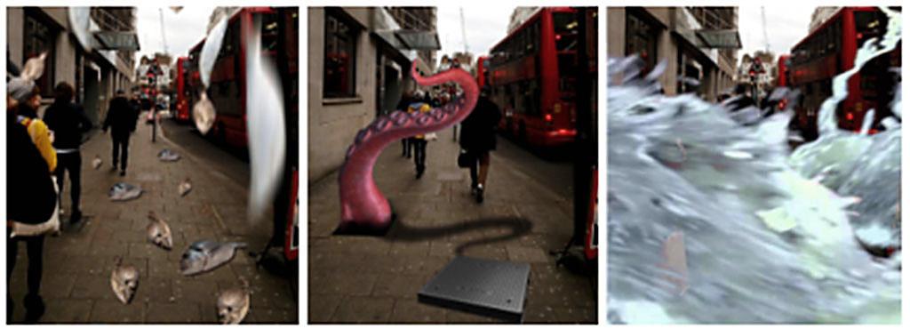6 aplicaciones creativas de Realidad Aumentada en publicidad