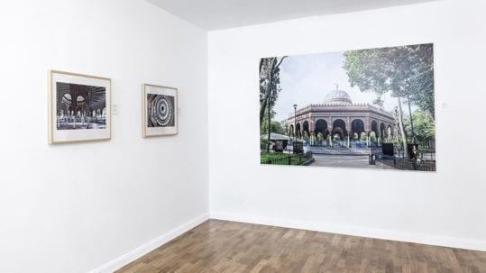 Alhambras. Influencias árabes en Latinoamérica