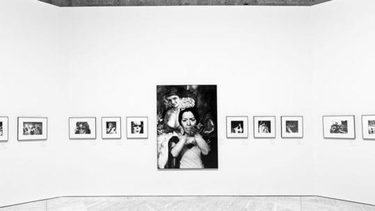 Exposiciones monográficas sobre grandes fotógrafos