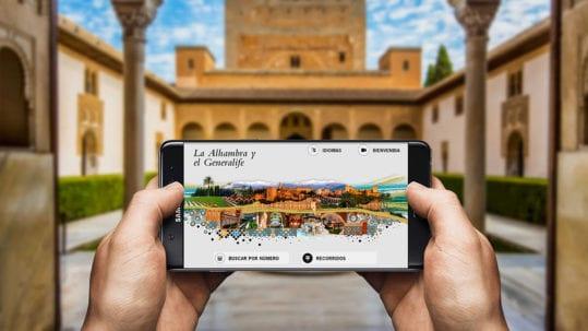 Guías multimedias para espacios patrimoniales